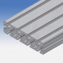 Profilo in alluminio 160x40