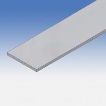 Profilo in alluminio piatto