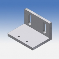 Porta chiave per micro elettromagnetico angolare