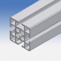 Profilo in alluminio 60x60