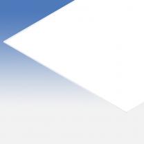 Pannello in PVC espanso bianco