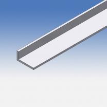 Profilo in alluminio angolare 10x20mm - spessore 2mm