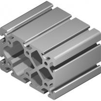 Profilo in alluminio 120x80