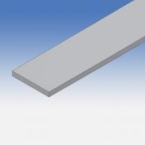 Profilo in alluminio piatto 25x3mm