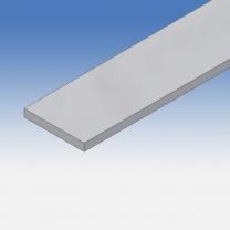 Profilo in alluminio piatto 40x5mm