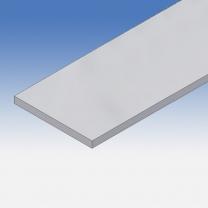 Profilo in alluminio piatto 60x5mm