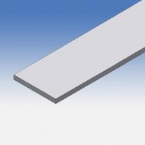 Profilo in alluminio piatto 100x10mm