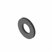 Rondella piana - 8 (8.4x16x1.6) - A2