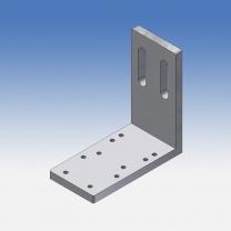 Porta micro perimetrale scorrevole angolare