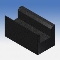 Tampone nylon perimetrale scorrevole ST