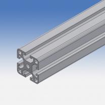 Profilo in alluminio 40x40