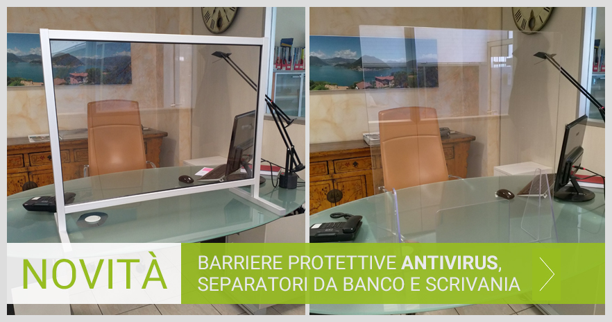 Barriere protettive antivirus